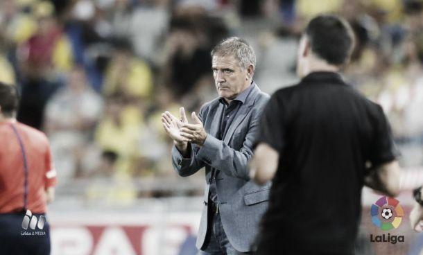 """Paco Herrera: """"Sin un jugador que inicie el juego es complicado"""""""
