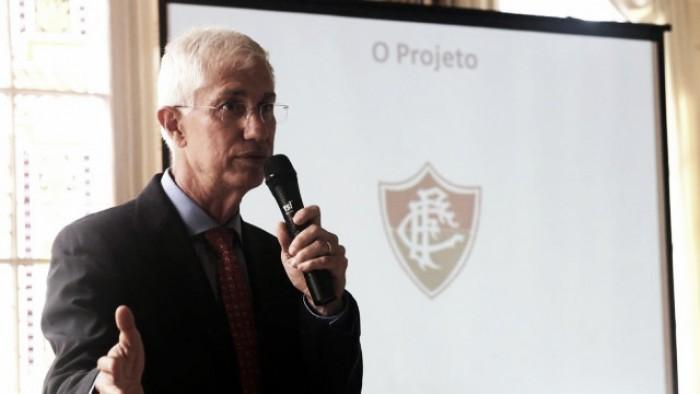 Fluminense anuncia saída de Pedro Antonio da vice-presidência de projetos especiais