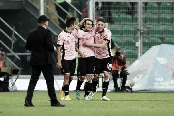 Festa Palermo: 2-1 al Parma