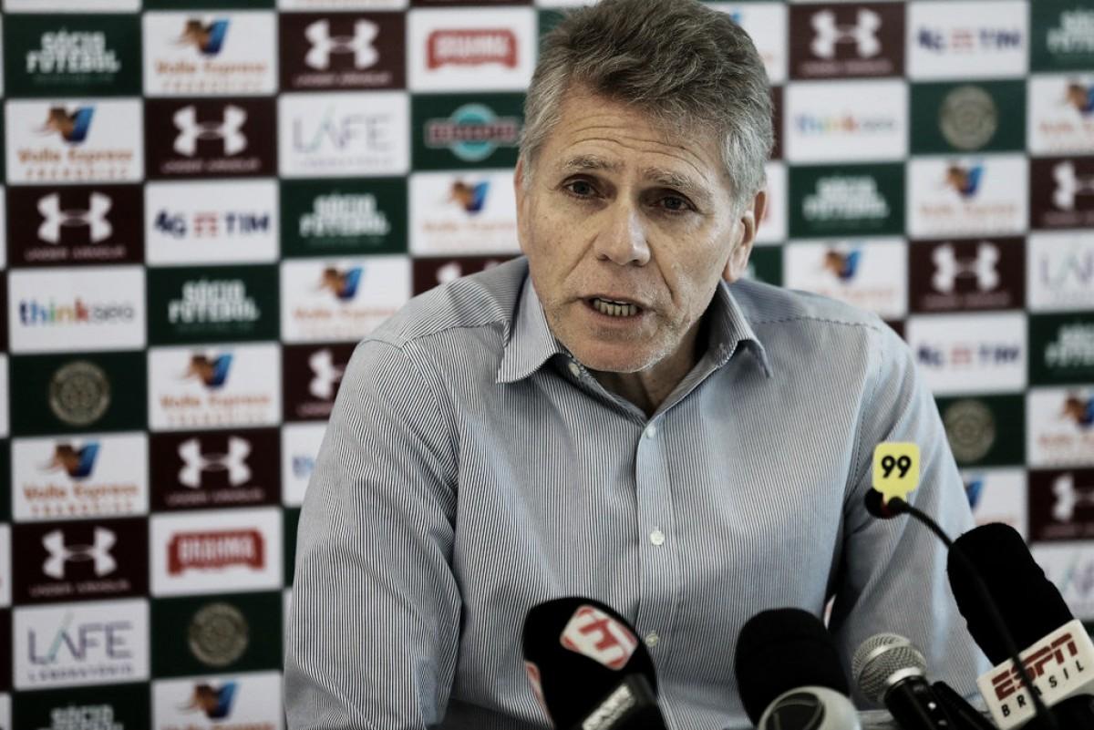 Após cinco meses, Paulo Autuori deixa diretoria do Fluminense
