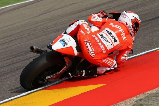 Ad Aragón prima pole nella categoria per Nico Terol