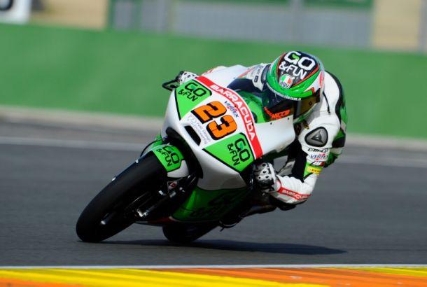 Test Valencia: Antonelli sempre davanti in Moto3, Rabat comanda in Moto2