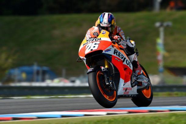 Brno, Pedrosa è il più veloce nell'ultima sessione di libere