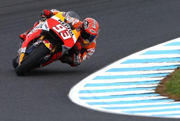 MotoGP, Phillip Island: Lorenzo su tutti nelle FP1, Márquez il più rapido nelle FP2