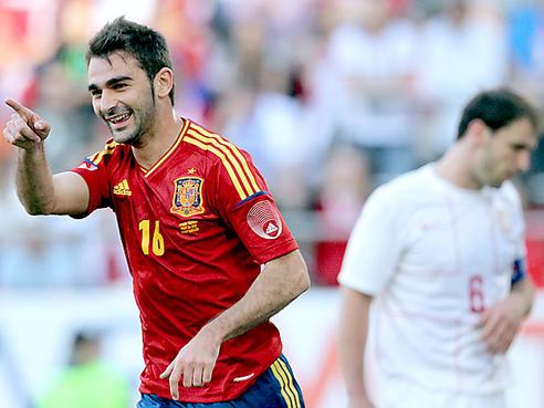 """Adrián: """"Tengo contrato con el Atleti y me quedan tres años aquí"""""""