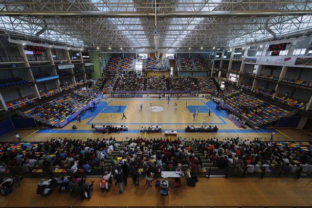 Palacios de deportes de espa a proyectos ampliaciones capacidad etc skyscrapercity - Pabellon de deportes madrid ...