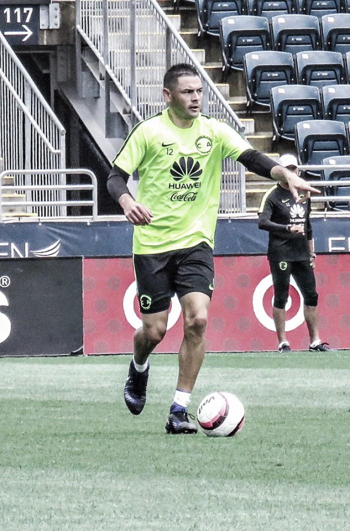 """Pablo Aguilar: """"Tenemos la obligación de ganar la SuperCopa"""""""