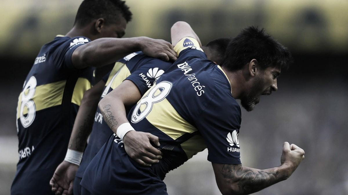 """Pablo Pérez: """"Los hinchas de Boca son grandes, son diferentes"""""""