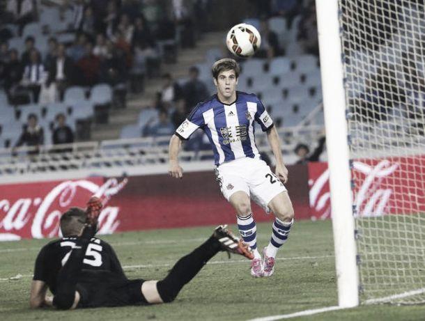 Pablo Hervías cedido a Osasuna