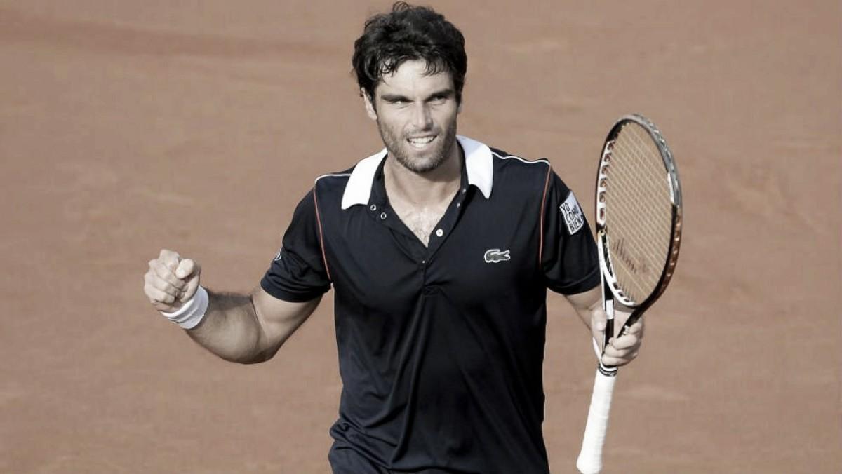 Andújar vuelve a una final de ATP en Marrakech