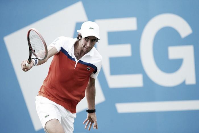 ATP 250 de Nottingham: Cuevas, Seppi e Muller garantem vaga nas semis