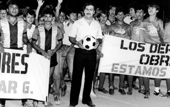 Atlético Nacional quer título da Libertadores para dissociar sua imagem de Pablo Escobar