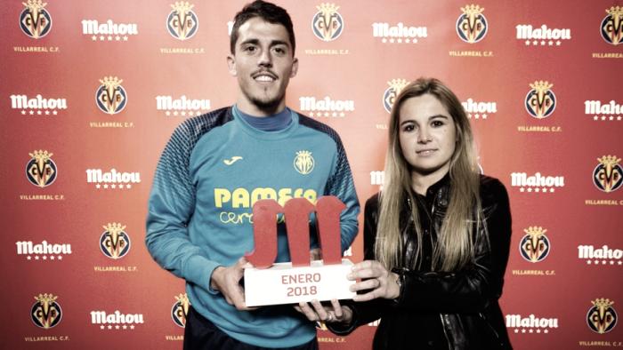 Pablo Fornals, mejor jugador de enero