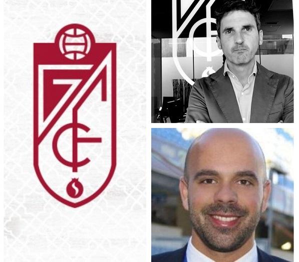El Granada CF nombra a su nuevo director de Negocio y al responsable de Comunicación