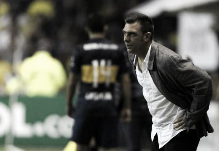 """Pablo Guede: """"El fútbol ideal no existe"""""""
