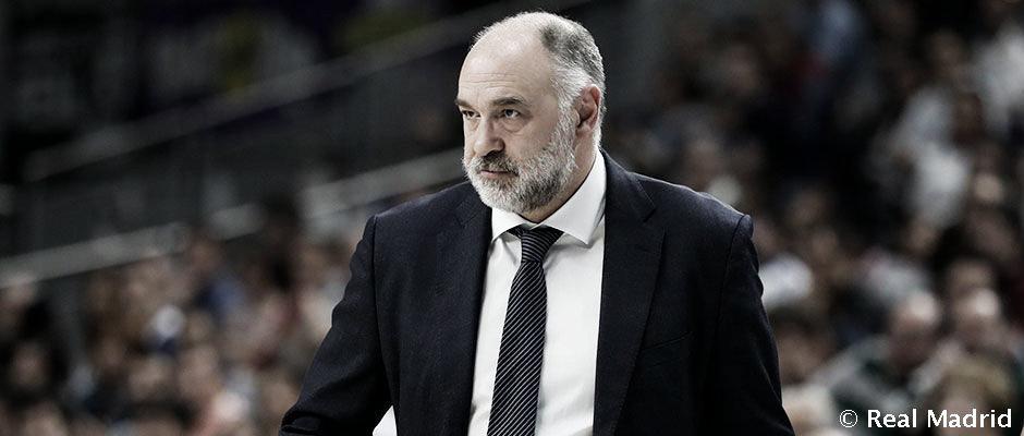 """Pablo Laso: """"Tenemos que igualar la intensidad con la que jugará Baskonia"""""""