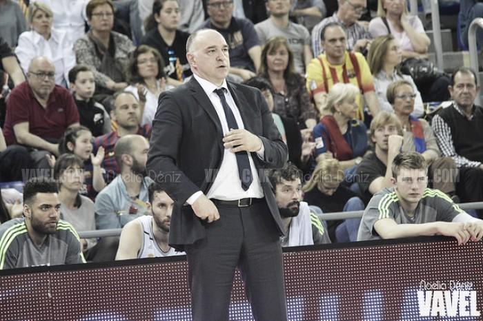 """Pablo Laso: """"El Barcelona tiene grandísimos jugadores"""""""
