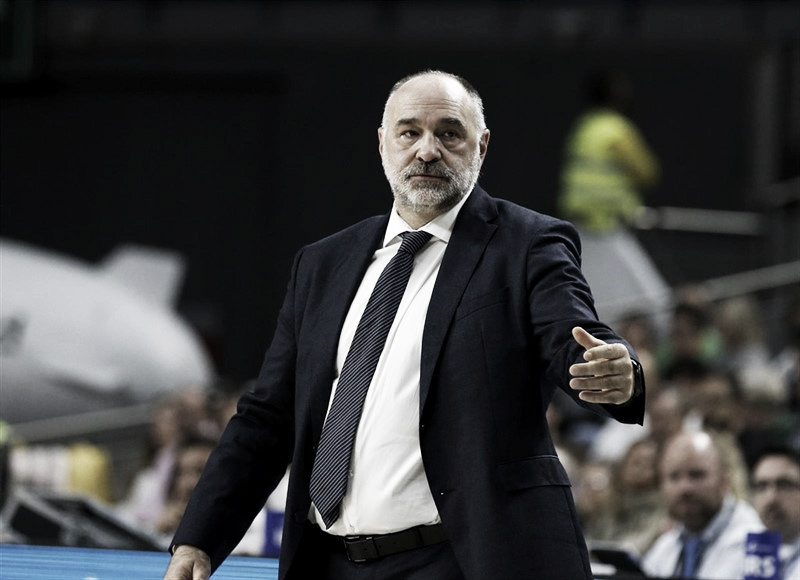 """Pablo Laso: """"Anadolu Efes es una de las mejores plantillas de la Euroliga"""""""