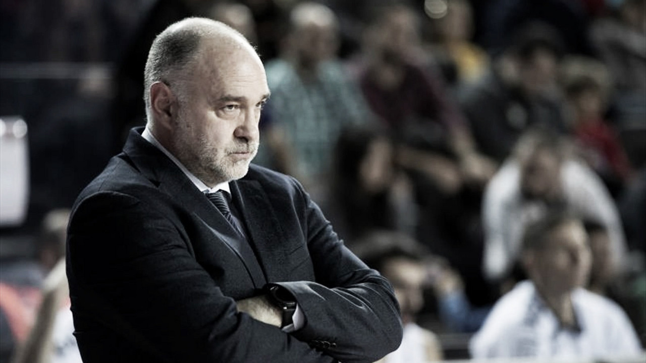 """Pablo Laso: """"Contra el CSKA es uno de los partidos más difíciles de la Euroliga"""""""