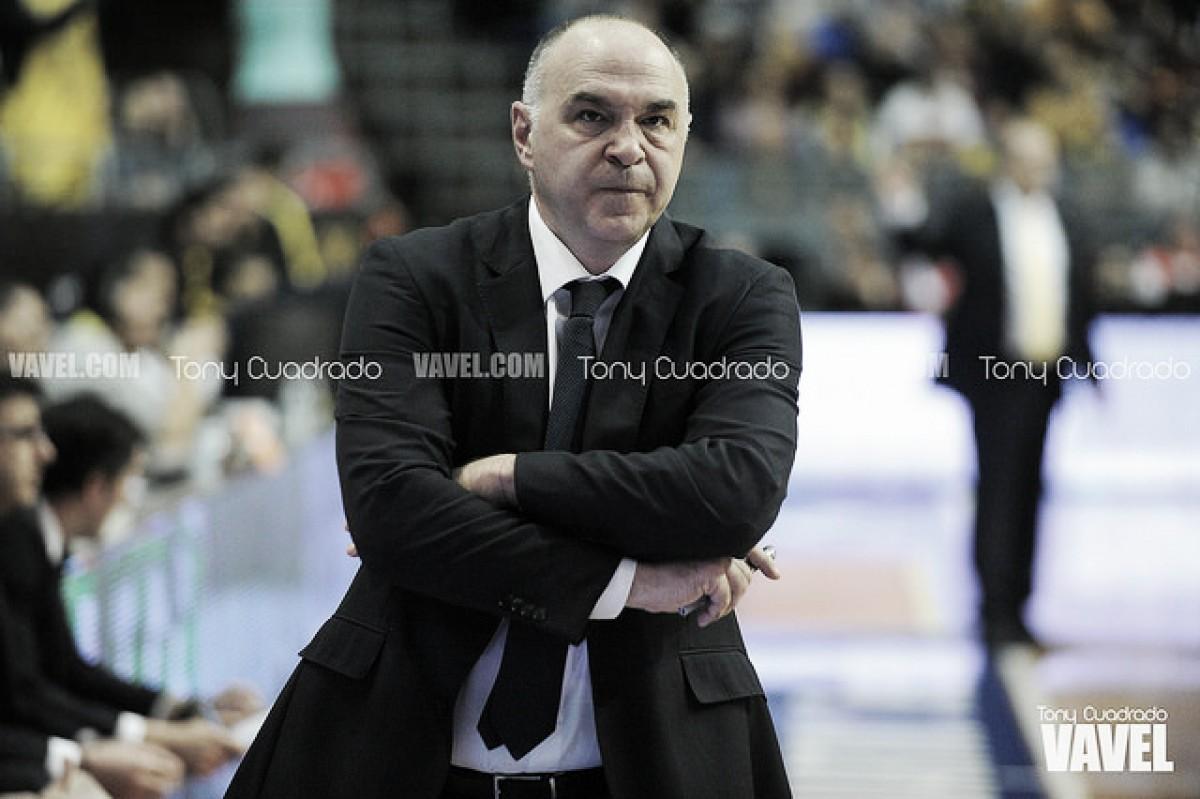 """Pablo Laso: """"El Baskonia es un equipo con muy buenos tiradores"""""""