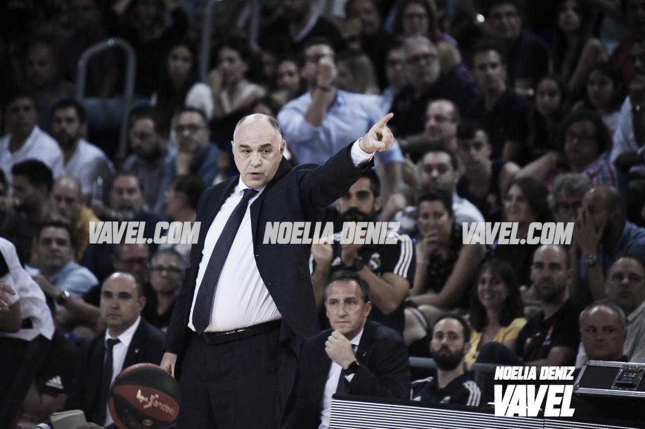 """Pablo Laso: """"Perder un partido no nos va a cambiar ni para bien ni para mal"""""""