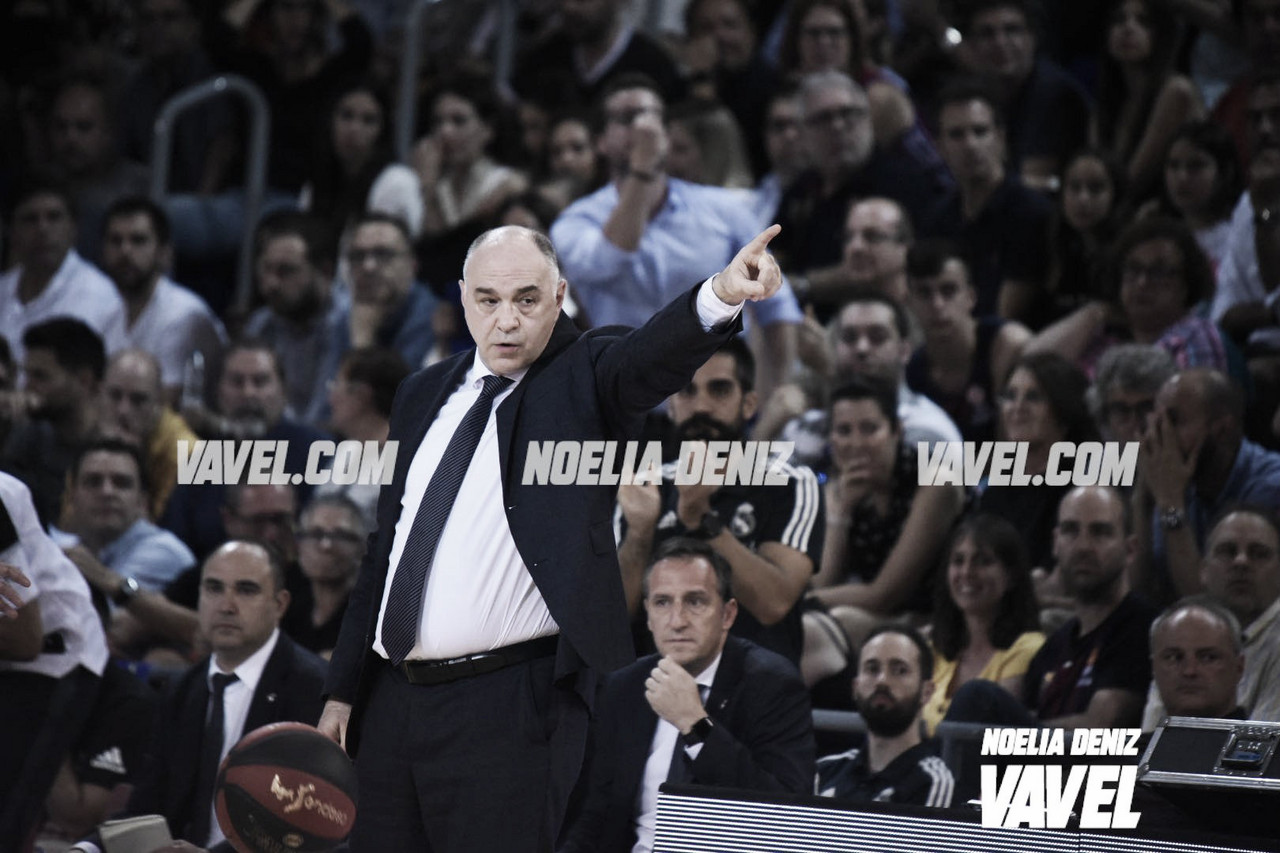"""Pablo Laso: """"La final es un partido completamente diferente y los jugadores lo saben"""""""