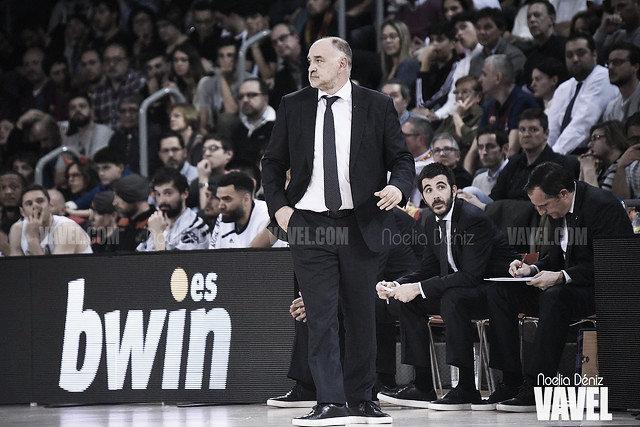 """Pablo Laso: """"La derrota de Baskonia me ha valido como ejemplo"""""""