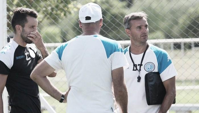 """Pablo Lavallén: """"La idea que tenemos como cuerpo técnico es apostar a ganar, siempre"""""""