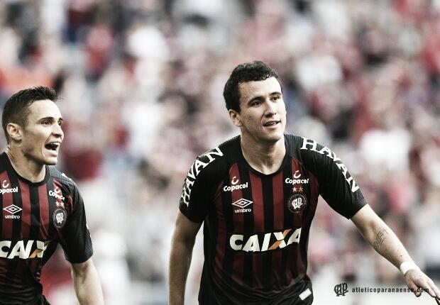 Artilheiro e inspirado: Atlético-PR confia em boa fase de Pablo para chegar a final da Sul-Americana