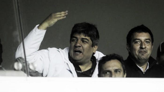 """Pablo Moyano: """"El Socio debe estar tranquilo, los campeonatos van a llegar"""""""