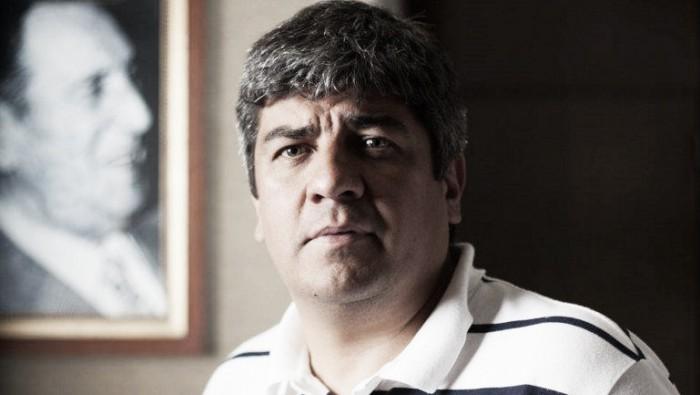 """Pablo Moyano: """"Queremos comprar el 50% del pase de Rigoni"""""""