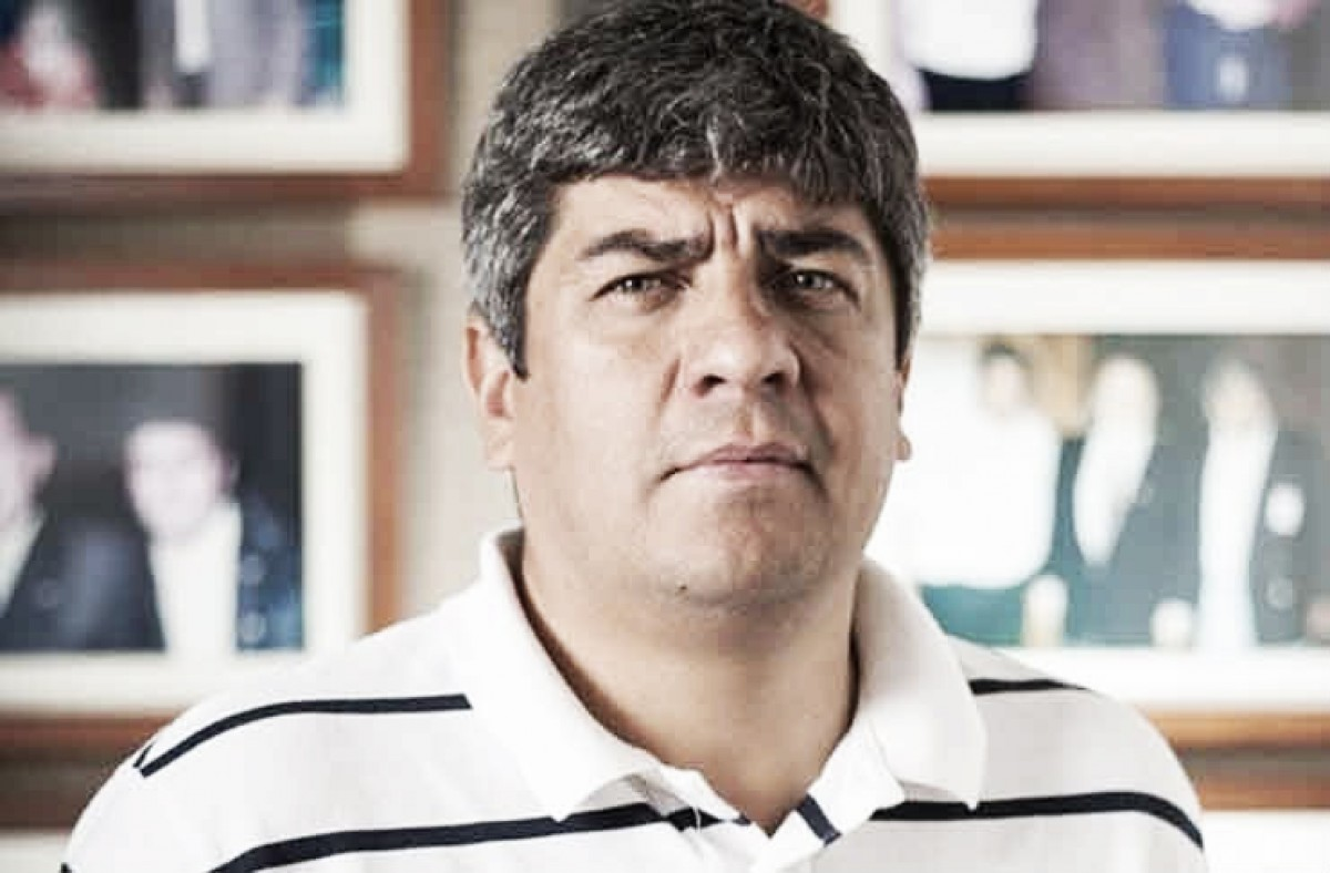 """Pablo Moyano: """"El error fue de Santos, no de Independiente"""""""