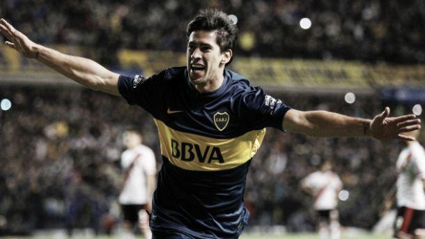 Pablo Pérez: el volante que necesitaba Boca