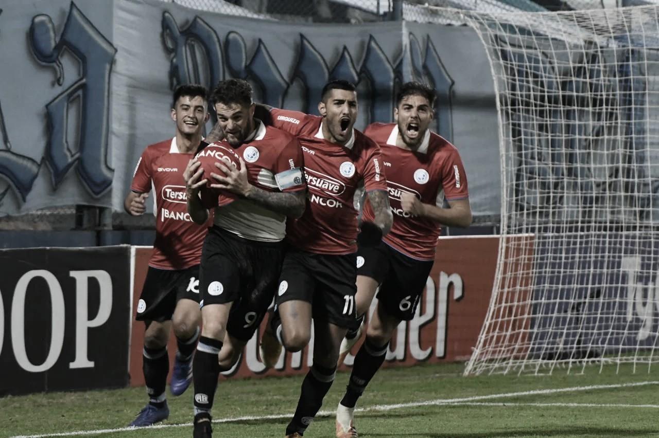 Triunfazo de Belgrano ante Estudiantes de Río Cuarto