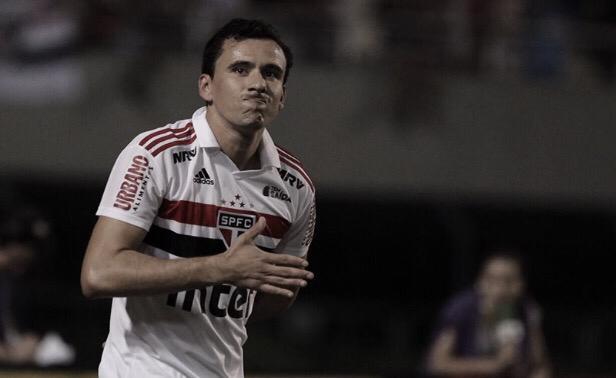 """Após goleada contra o Mirassol, Pablo ressalta: """"Vitória para todo o grupo"""""""