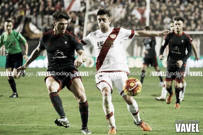 """Pablo Hernández: """"Lo mejor es que el equipo juega bien y es sólido"""""""