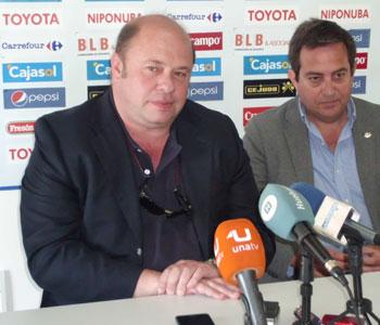 """Pablo Comas: """"Para el 125 aniversario queremos estar en Primera"""""""