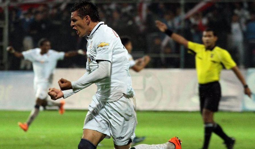Independiente pierde ante la Liga de Quito en Sangolquí