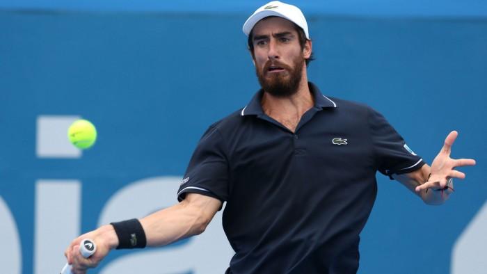 ATP San Paolo, Cuevas continua la striscia positiva. Fuori invece Delbonis