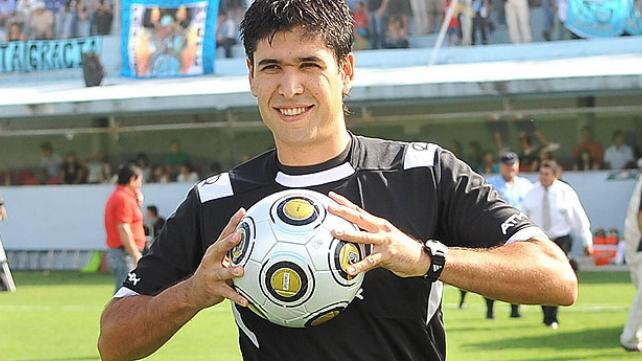 Pablo Díaz fue suspendido por el mal arbitraje en All Boys y San Martín