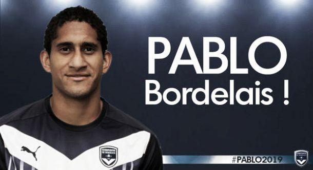 Pablo se convierte en nuevo jugador del Girondins de Bordeaux