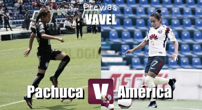 Previa América – Pachuca: a sacar ventaja para la final
