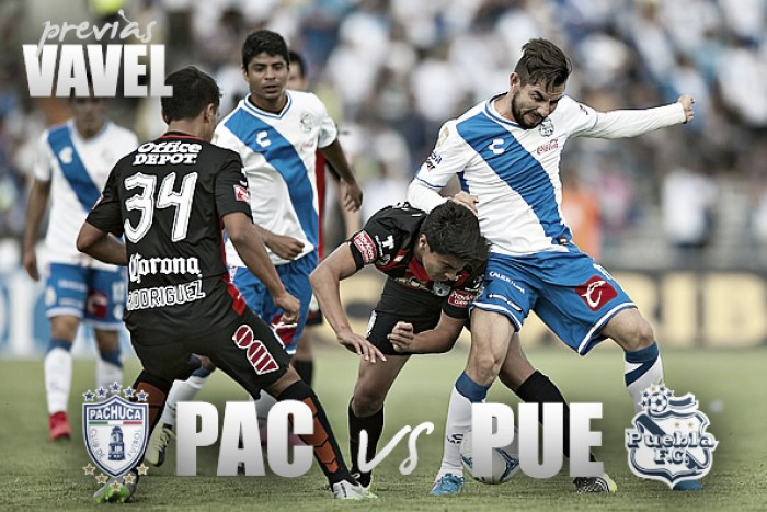 Previa Pachuca - Puebla: a mantener el invicto