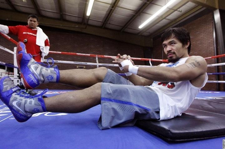 Previa: Pacquiao intentará el KO para convencer a Mayweather y sus detractores