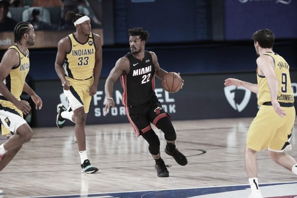 CRÓNICA NBA: Un gran Jimmy Butler acaba con unos Pacers que pelearon hasta el final