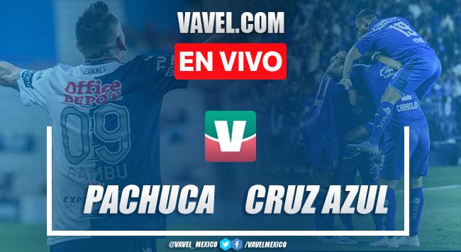 Resumen y goles Pachuca 2-0 Cruz Azul en Liga MX 2019