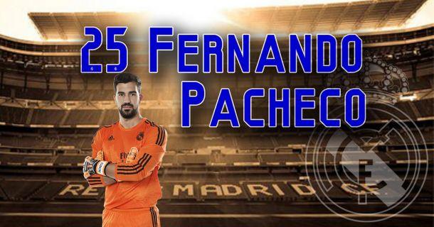Real Madrid 2014/15: Fernando Pacheco