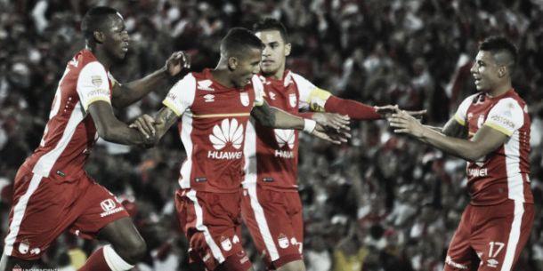 Resultado Sportivo Luqueño - Independiente Santa Fe en Copa Sudamericana (1-1)