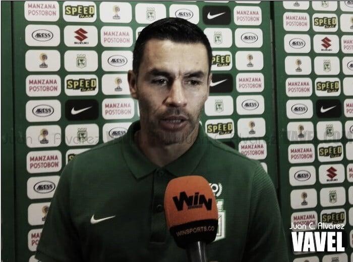 """Francisco Nájera: """"El objetivo inmediato es encontrar el juego internacional"""""""