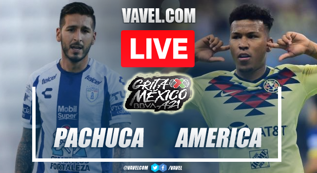 Goals and Highlights: Pachuca 1-1 America in Liga MX 2021